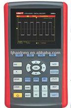 "2CH 25MHZ 3.5"" LCD 64K Color TFT Portable handheld digital storage Oscilloscope UTD1025DL"