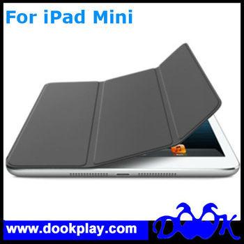 Tri-Fold Slim Smart Case Magnetic Cover for iPad Mini Tablet