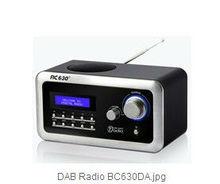BC-630DA (2013 Hot Sales) Portable Personal DAB FM Digital Audio Broadcasting Radio-Sport Radio Online receiver