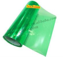 2013 popular fantastic quality multi color car tint wrap vinyl headlight film