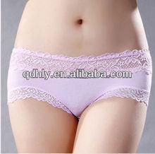 100% cotton women girl panties