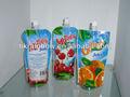 Suco de laranja/stand up pouch/especial forma de bolsa
