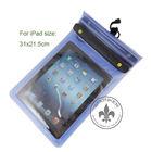Waterproof Digital Camera Beach Dry Bag For 10'' Tablet PC P5302wen-15