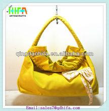 HIFA 2013 Fashion Cheap Canvas Beach Bag Woman /Shopping Bag Canvas