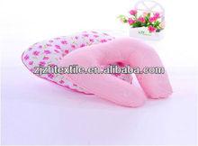 cushion and pillows Ushape bamboo pillows
