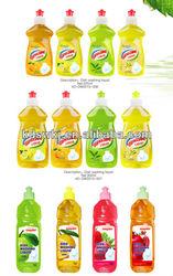 OEM Liquid Dish Wash Detergent Soap