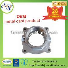 Foshan custom metal die casting with ISO9001:2008 certification