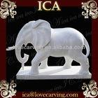 elephant decoration marble statue,handcraft elephant statue,elephant stone statue DEL0020