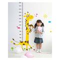 De los animales zy778 altura niños pegatinas de pared casa decorc/decoración de hogar/extraíbles de la pared calcomanías 2013 nuevo
