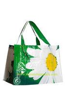 laminated woven polypropylene shopping tote bag
