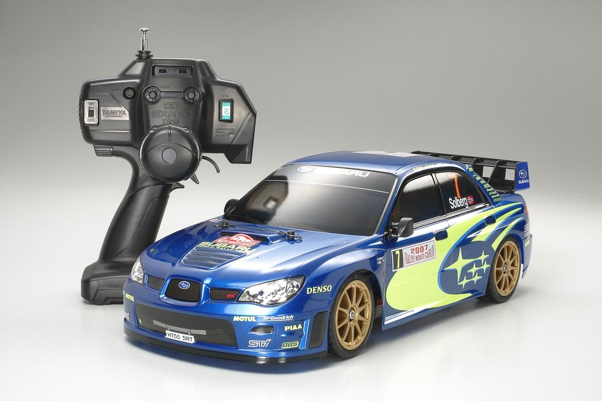 subaru impreza monster energy