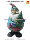 "9"" Resin Cute Christmas Santa Claus Decorative Ornaments"