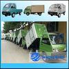 electric mini pickup cargo van