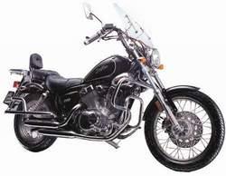 250cc Vtwin Cruiser