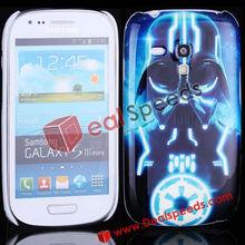 For Samsung S3 Mini Skin! Tron Vader Design PC Skin for Samsung Galaxy S3 Mini i8190