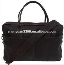 Italian leather office bags Men Bags