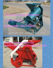 castor bean huller machine/ricinus shelling machine/castor sheller