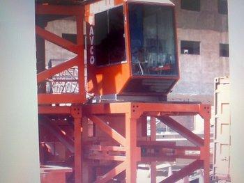 Favelle Favco M180DX crane