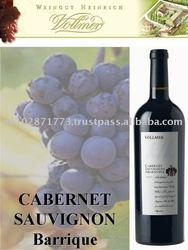 Cabernet Sauvignon Barrique 2007/2008 Argentinean Premium Red Wine