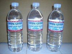 CRYSTAL GEYSER BOTTLED DRINKING WATER
