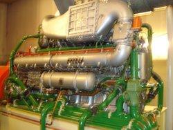1600 kVA power genset