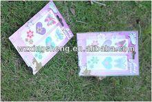 2013 Wholesale fashion promotion pvc sticker Packaging Label famous brand music sound active el light car sticker