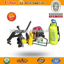 Rail drilling tool/ Drilling machine/ Drilling device
