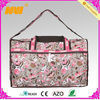 Fancy nylon girls travel bag (NV-TB058)