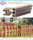 WPC wood plastic fence die
