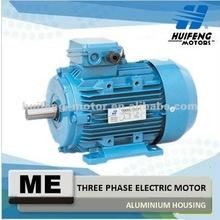 Aluminium Housing 4kW Three Phase Electric Motor