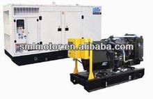 200kva generator silence water proof canopy with ce mark