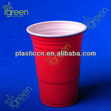 red cup/red cups 16 oz party