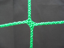 Green life sports net without knot
