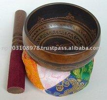 Buddha Eyes Singing bowl
