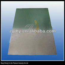 99.95% ASTM B 708 good price pure tantalum plate