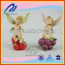 polyresin handmade fairies and angels