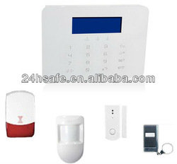 GSM network home security home