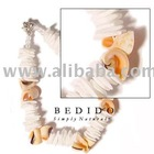 Philippine Shell Bracelets Shell Beads Native Ethnic Tribal Natural