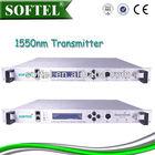 CATV fiber optic laser transmitter