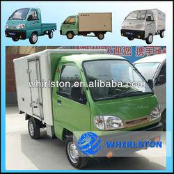 road legal china electric mini van truck
