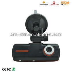 New HD 720 car dvr camera+GPS+Video recording+Digital camera+Video playing driving dvr car