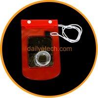210 * 125mm Waterproof Digital Camera Sling Pouch Dry Bag Beach Case from dailyetech