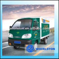Green Technology electric box van