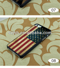Custom beautiful United Kingdom flag phone accessory