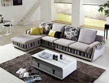 modern wholesale wooden fabric sofa furniture price list