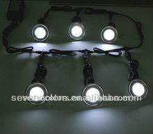 12v led daylight recessed light IP67 Waterproof (SC-B101B)