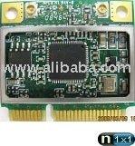 DNXA-95: 802.11n b/g wifi 1x1 PCIe half-size mini card, HB95/AR9285