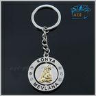 Spinning key chain Konya souvenir keychain