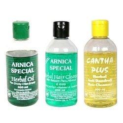 ARNICA SPECIAL HERBAL HAIR OIL & SHAMPOO