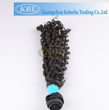 High quality Brazilian curly hair,synthetic curly hair extensions
